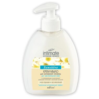 купить крем мыло для интимной гигиены intimate белита отзывы