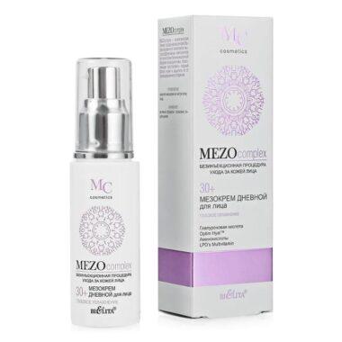 купить mezocomplex мезокрем дневной для лица 30+ белита отзывы