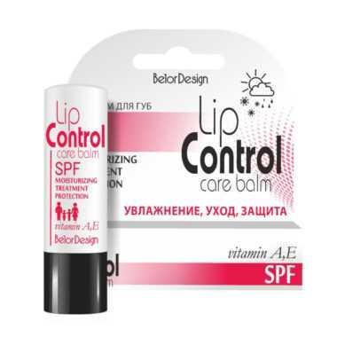 купить Бальзам для губ Lip Control с SPF белор дизайн отзывы